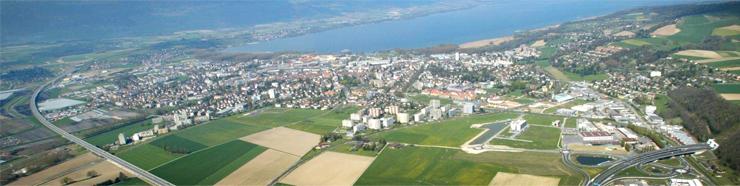 Galil e 2 et 4 y parc yverdon les bains for Location yverdon les bains suisse
